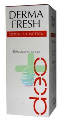 Dermafresh Linea Odor Control Efficace a Lungo Spray no Gas 100 ml