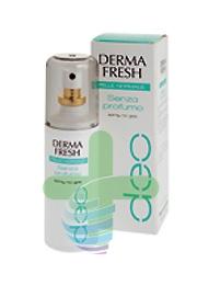 Dermafresh Linea Classic Pelli Normali Senza Profumo Spray no Gas 100 ml