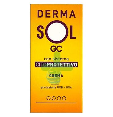 Dermasol Linea GC con Citoprotective Crema Fluida Protezione Alta 100 ml