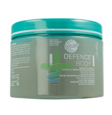 BioNike Linea Defence Body Anticellulite Fango 3 Argille Tonificante 500 g