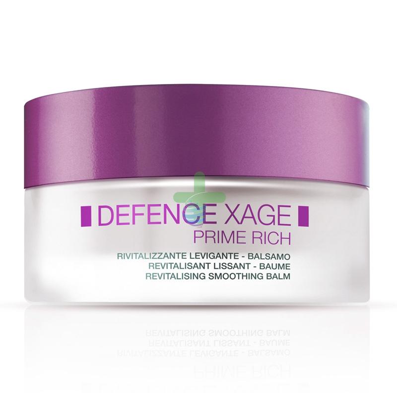 BioNike Linea Defence Xage Prime Rich Balsamo Rivitalizzante Levigante 50 ml