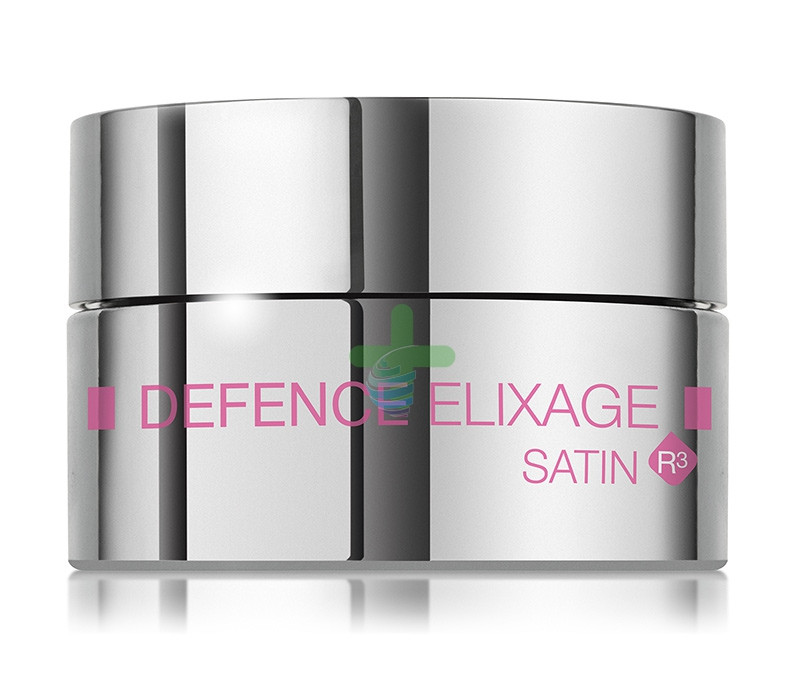 BioNike Linea Defence Elixage R3 Satin Crema Rigenerante Lifting Anti-Età 50 ml
