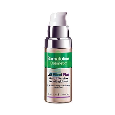 Somatoline Cosmetic Linea Lift Effect Plus Anitetà Globale Siero Intensivo Urto