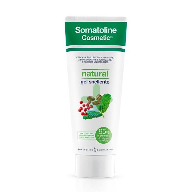 Somatoline Cosmetic Linea Snellenti Natural Gel Snellente Corpo 250 ml