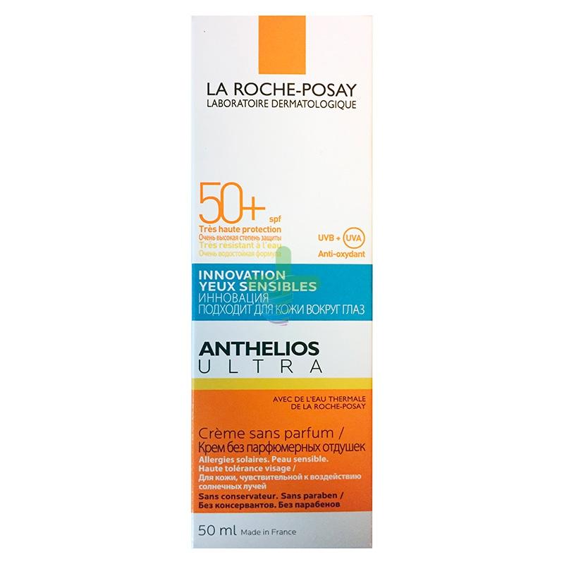 La Roche Posay Linea Anthelios SPF50+ Ultra Senza Profumo Occhi Sensibili 50 ml